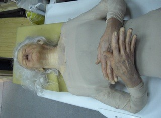 Anciana Muerta