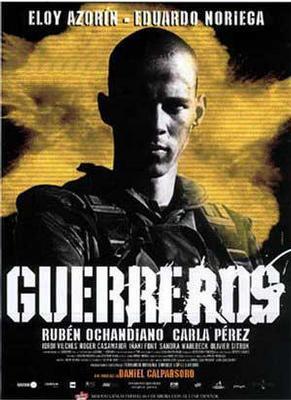 """Nominación Goya """"Guerreros"""" (2003)"""