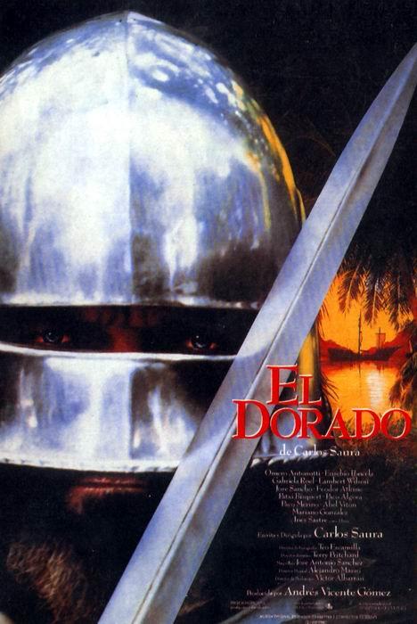 """Nominación Goya """"El Dorado"""" (1989)"""