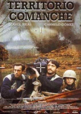 "Nominación Goya ""Territorio Comanche"" (1998)"