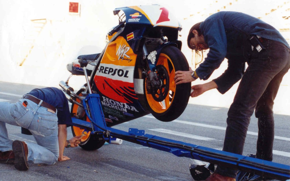Moto Repsol