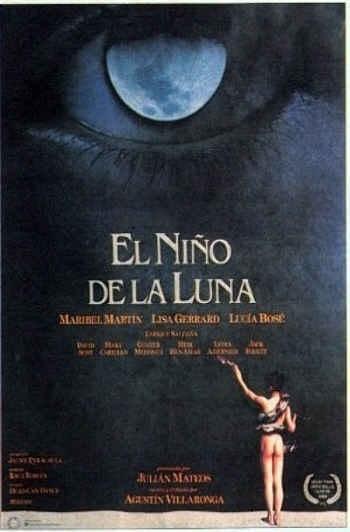 """Nominación Goya """"El niño de la luna"""" (1990)"""