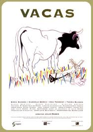 """Nominación Goya """"Vacas"""" (1993)"""