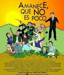 """Nominación Goya """"Amanece que no es poco"""" (1990)"""