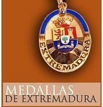 Medallas de Extremadura