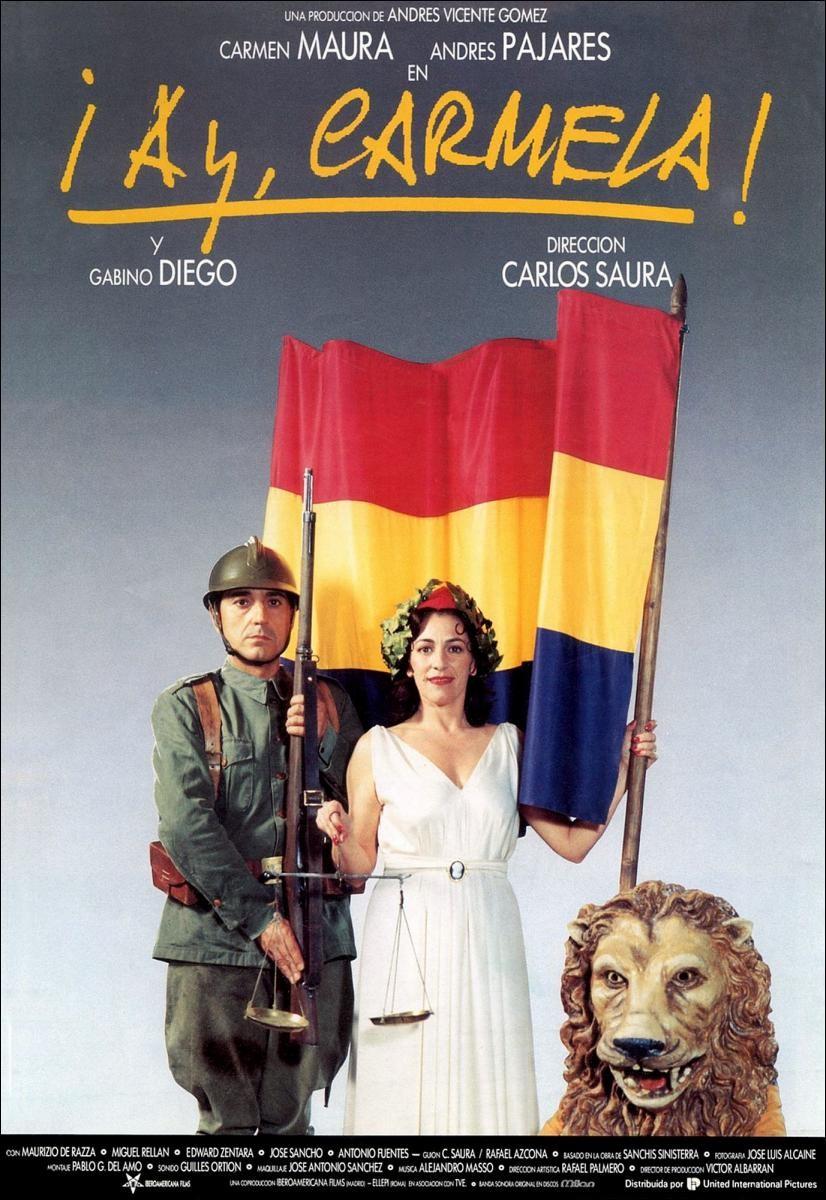 """Nominación Goya """"Ay Carmela!"""" (1991)"""