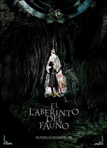 """Nominación Goya """"El laberinto del Fauno"""" (2007)"""