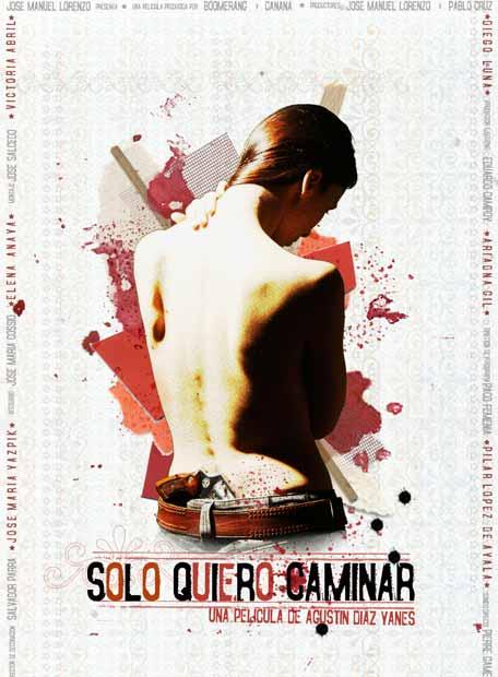 """Nominación Goya """"Solo quiero caminar"""" (2009)"""