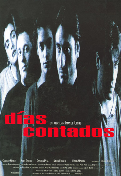 "Nominación Goya ""Dias contados"" (1995)"