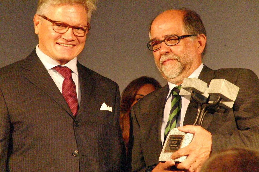 """Premio """"Extremeño de HOY"""" 2012"""