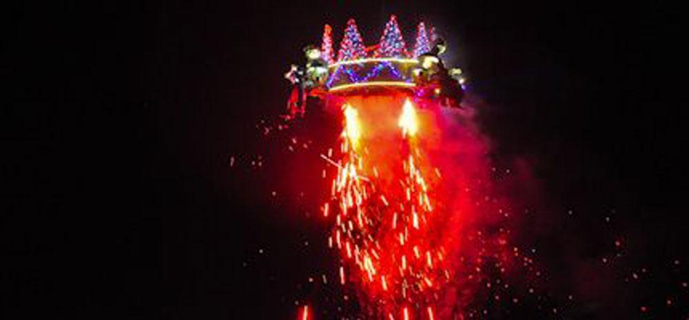 Cabalgata de los Reyes Magos 2013 (Torrejón de Ardoz)