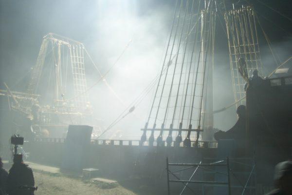efeto de niebla